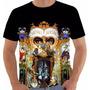 Camiseta Mj Michael Jackson 8 - Dangerous