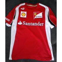 Camiseta Ferrari 2011