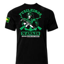 Camiseta Polícia Exército Aeronáutica Marinha Airsoft