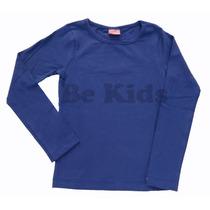 Blusa Basica - Azul - Momi