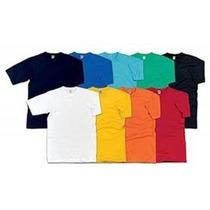 Camisas Lisas Para Sublimação - 100% Poliester - Atacado