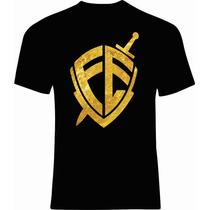 Camiseta Escudo Da Fé ,camisetas Gospel