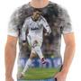 Camiseta Camisa Cristiano Ronaldo Real Madrid Cr7 Mod 01