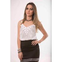 Blusa Lisa De Seda #29