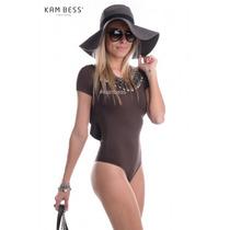 Body Com Babado - Kam Bess - By0041