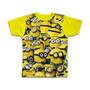 Camisetas Personalizada Minions Desenho Animado