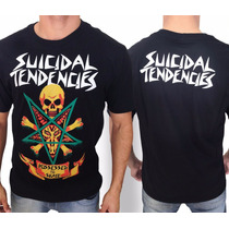 Camiseta De Banda - Suicide Tendencies - Possessed To Skate