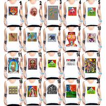 Camisetas E Regatas Psicodélicas / Lsd / Art