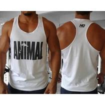 Promoção 06 Regatas Animal Pak Nadador Academia Tank No Pain