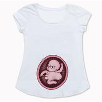 Bata Baby Look Chá De Bebê Mãe Gestante Personalizada Neném