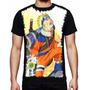 Camisa Naruto Shippuden Akatsuk Anime Masculina Feminina