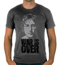 Camiseta John Lennon - Beatles