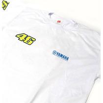 Camiseta Dry Fit - Estampa Valentino Rossi - Moto Gp - Es167