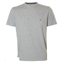 Camiseta Masculina Tommy Hilfiger Basic Grey