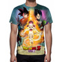 Camisa, Camiseta Dragon Ball Z O Renascimento De Freeza 2015