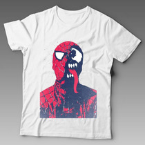 Camiseta Homem Aranha Marvel