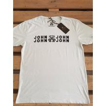 Camiseta John John Masculina Manga Curta