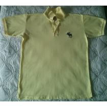 Camisas Polo Abercrombie & Fitch Tamanho M