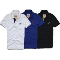 Kit 5 Camisetas Gola Polo Marcas De Grife Á Pronta Entrega
