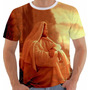 Camisa Camiseta Regata Jesus Cristo Bom Pastor
