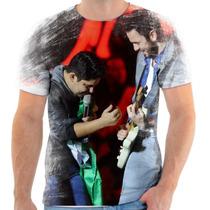 Camiseta Do Jorge E Mateus,sertanejo,estampada 9
