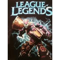Camiseta League Of Leguends Raizer - Exclusiva