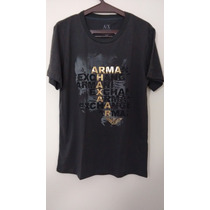 Camiseta Masculina Armani Exchange