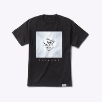 Camiseta Diamond Supply Co Functional Tee Skate Importada