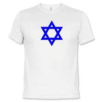 Camisetas Religiosas Estrela De Davi