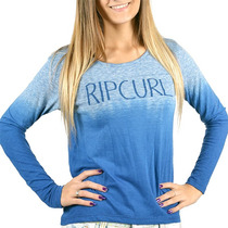 Blusa Rip Curl New Look Azul