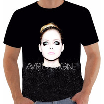 Camiseta Avril Lavigne
