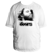 Camiseta The Doors Jim Morrison Rock Tamanho Especial 04