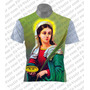 Camiseta Católica - Santa Luzia