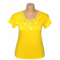 Blusa Feminina Plus Size Dudalinda Opções Cores Frete Grátis