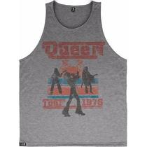 Camisetas Regatas Baratas Bandas Rock Freddie Mercury Queen