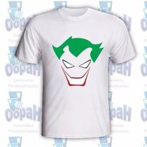 Camiseta Personalizada Coringa - Promoção