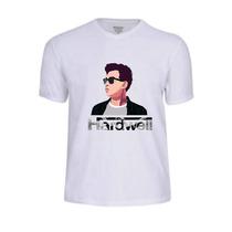 Camisas Camiseta Hardwell Pro Dj Serato Pioneer Traktor Rane