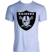 Camisa Camiseta Personalizada Raiders Los Angeles New York