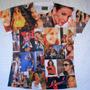 Camiseta Ivete Sangalo Toda Estampada B Look Feminina