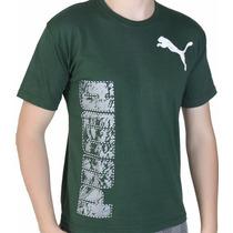 Camiseta Puma Levis Fitch Tommy Abercrombie Vans Aeropostale