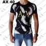Camisetas Armani Exchange Temos Hollister E Abercrombie