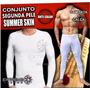 Segunda Pele Extreme Anti Calor Calça + Camisa Proteção Uv