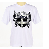Camisa Camiseta Customizada Matanza Banda Rock Punk Adulto