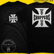 Camiseta West Coast Choppers - Velozes E Furiosos