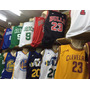 Camisa Regata Nba Los Angeles New York Miami Brooklyn