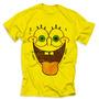 Camisa Bob Esponja 2013 Desenho Animado Verao 2014