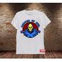 Camiseta Masculina Esqueleto He-man Herói Desenho Tv Cartoon