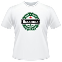 Camiseta Jeff Hanneman - Heineken Slayer