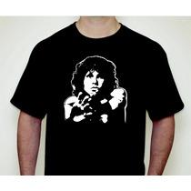 Camiseta Personalizada Jim Morrison