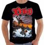 Camiseta Ou Baby Look Ronnie James Dio Holy Diver Sabbath